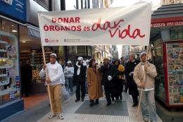 DIA NACIONAL: Revelaron que más del 70 por ciento de los argentinos se considera donante de órganos y tejidos