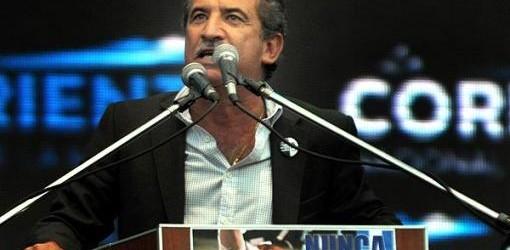 """DÉCADA GANADA Urribarri: """"Kirchner fue el reparador de sueños de la Argentina"""""""