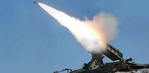 TENSIÓN: Corea del Norte disparó un nuevo misil desde su costa este