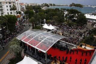 CINE: El Festival de Cannes inauguró la alfombra roja de su nueva edición
