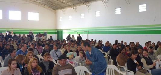 Entregaron microcréditos para más de 400 emprendedores entrerrianos
