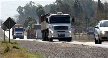 C.BERNARDI:  Boxler quiere proteger el acceso asfaltado a la localidad