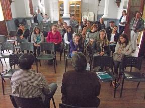 Apoyo a emprendedores: Se entregaron nuevos monotributistas sociales e impulso a centros de economía social