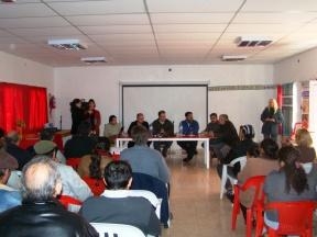 Organizada por Prodear y la Subsecretaría de Agricultura Familiar: Se realizó en Sauce de Luna una jornada sobre herramientas para la agricultura familiar
