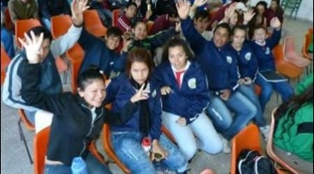 FEDERAL:  Se realiza hoy el encuentro departamental de los centros de estudiantes secundarios