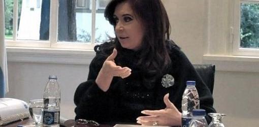 OLIVOS: Cristina recibió a los nuevos ministros, que asumen el lunes