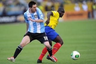 ELIMINATORIAS: Argentina sacó un punto heroico ante Ecuador y se acerca al Mundial