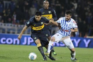 TORNEO FINAL: Boca empata con Godoy Cruz y sale del último puesto del campeonato