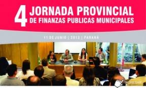Este martes en La Vieja Usina: Se realizará la cuarta jornada provincial sobre Finanzas Públicas Municipales