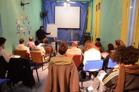 Actividad en Casa de Entre Ríos: Capacitaron a músicos entrerrianos en derechos de autor y entidades colectivas de producción
