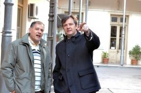 Acordaron trabajo en conjunto en materia de capacitación: Bahl visitó la Facultad de Ciencias Económicas