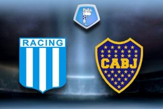 TORNEO FINAL: Racing va por la Copa Sudamericana y Boca juega por el honor