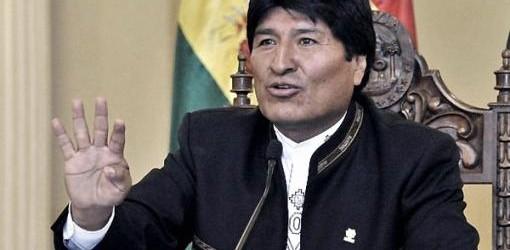 ESPAÑA-BOLIVIA: España pidió disculpas por el incidente con el avión de Evo Morales