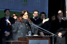 """TWITTER Cristina: """"Hay que plantarse frente a los que históricamente mandaron en Argentina"""""""