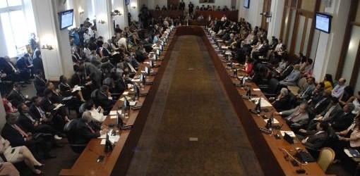 """SESIÓN EXTRAORDINARIA: La OEA condenó los incidentes con el avión de Evo y reclama """"disculpas"""" de Europa"""