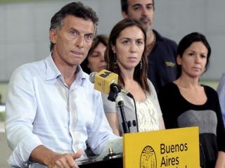 ELECCIONES 2013: Una encuesta arroja una imagen negativa de 37% del gobierno de Macri