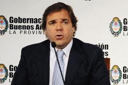 """ELECCIONES 2013: Alberto Pérez dijo que Sergio Massa es """"ingrato y desagradecido"""""""