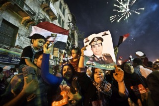 GOLPE DE ESTADO: Adli Mansour juró su cargo como presidente interino de Egipto