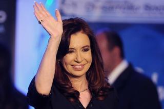 SANTA CRUZ: Cristina encabezará la inauguración de obras viales en Río Gallegos