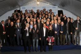 """ELECCIONES 2013: Insaurralde se reunió con intendentes bonaerenses y recibió un """"rotundo respaldo"""""""