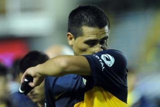 PUESTA A PUNTO: Boca, con Riquelme, sumó un nuevo triunfo amistoso en Salta