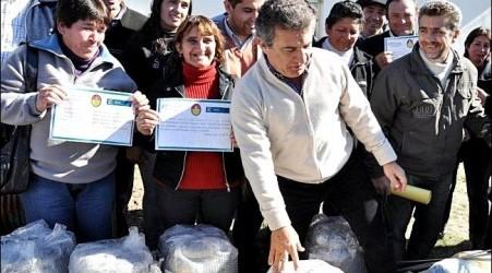 """FEDERAL:Belegotti :""""Trabajamos para que los agricultores lleven los alimentos; sin intermediación a la mesa de los Argentinos"""