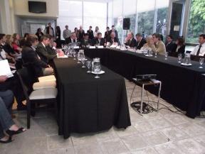 Se analizará la creación de una Red regional de rehabilitación: Paraná será sede del Consejo Regional de Salud