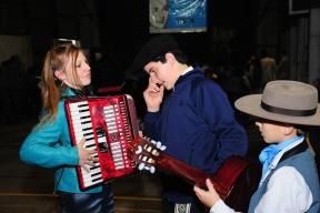 Alrededor de 200 niños y jóvenes: Multitudinaria participación en los Juegos Culturales Evita en Urdinarrain