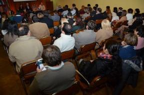 Se realizaron jornadas en varios municipios: Abordaron las herramientas para erradicar la violencia en Entre Ríos