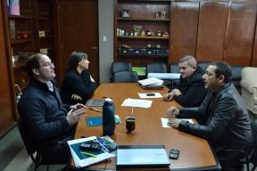 Acciones conjuntas: Se firmó un convenio marco entre el Ministerio de Desarrollo Social y la Uader