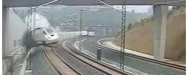 España: Investigan el descarrilamiento del tren que dejó 78 muertos y más de 130 heridos