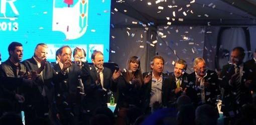 ENCUENTRO DE GESTAR: Rotundo apoyo de gobernadores e intendentes a candidatos oficialistas
