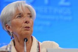 """ÍNDICE DE PRECIOS: La directora del FMI, """"muy complacida"""" de tener diálogo con la Argentina"""