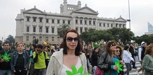 DIPUTADOS: Dan media sanción a la regulación estatal de la marihuana en Uruguay