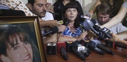 CASO MARITA VERÓN: La policía no halló rastros de Marita al excavar en una ex whiskeria riojana