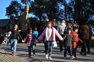 ATRACCIONES PARA LA FAMILIA: Tecnópolis superó los dos millones de visitantes desde su última apertura