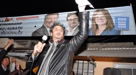 El justicialismo celebró el triunfo: En Federal mandó el peronismo en las primarias legislativas