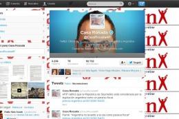 ATAQUE: El Gobierno denunció el hackeo de su cuenta en la red social Twitter