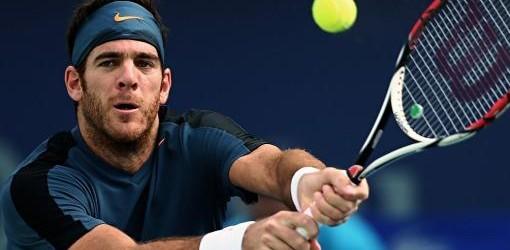 TENIS: Del Potro va por la final del ATP de Washington ante el alemán Haas