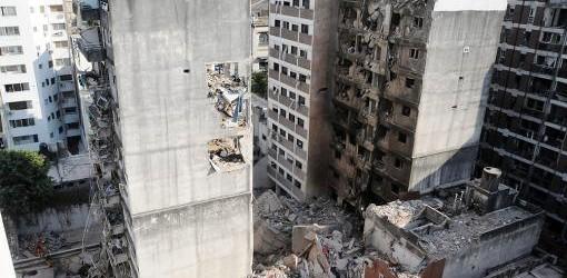 ROSARIO: Citan a declarar a los directivos de Litoral Gas por la explosión del edificio