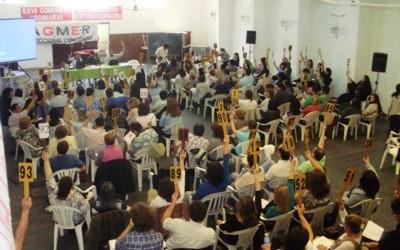 Cónclave gremial: El congreso de AGMER sesionará en Colón y definirá si acepta la propuesta salarial del Gobierno