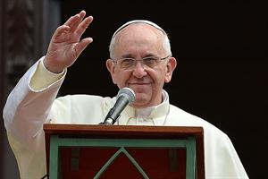 Francisco y la Argentina: El Papa donó 100 mil euros a la Argentina