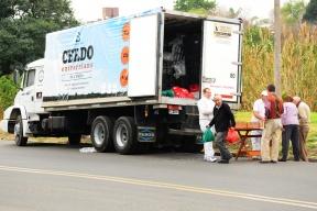 En Paraná el programa culmina la semana próxima: Cerdo Entrerriano para Todos estará en Concordia a mediados de agosto