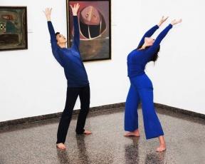 En el Museo Provincial de Bellas Artes: Este viernes se realizará una nueva performance uniendo danza, teatro y artes visuales