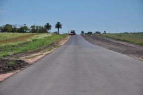 En total se invertirán unos 280 millones de pesos en esta obra: Está próxima a comenzar la segunda etapa de la ruta 23