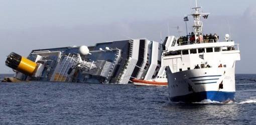 ITALIA: Comenzó la operación para enderezar el crucero Costa Concordia