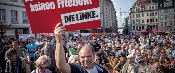 """TÉLAM EN BERLÍN: Die Linke, """"La Izquierda"""" alemana que busca dar la gran sorpresa en las elecciones del domingo"""