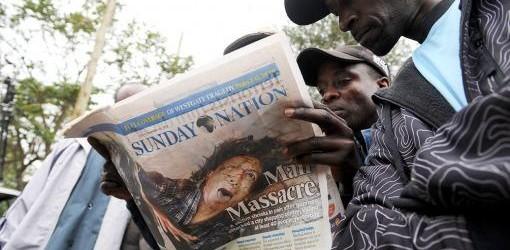 NAIROBI: Suman 68 los muertos en Kenia