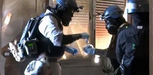"""INFORME SOBRE SIRIA: Ban Ki-moon confirmó un ataque químico a escala """"relativamente grande"""""""