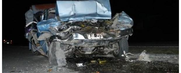 Policiales:Falleció un hombre en un gravísimo accidente ocurrido en el acceso a Viale